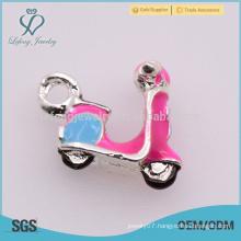 Lowest price custom jewelry wholesale charms, zinc alloy custom design charms