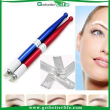 2015 getbetterlife Pro sobrancelha tatuagem /manual/ máquina de bordar de caneta/sobrancelha maquiagem definitiva tatuagem
