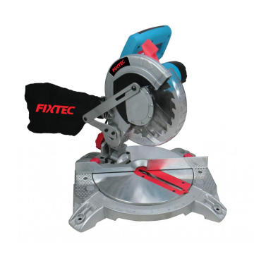 Electric mitre saw stand for woodworking