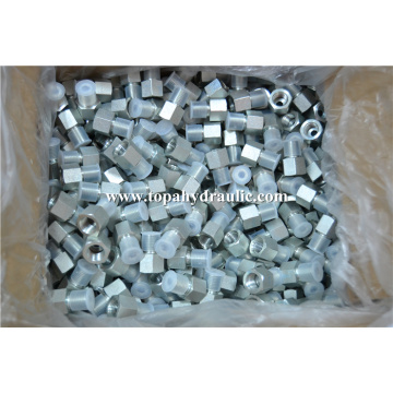 emb 5NB-04 oil hydraulic rubber tube fittings