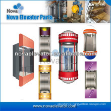 Elevator Cabin| Panoramic Lifts Cabin| Elevator Cabin Design
