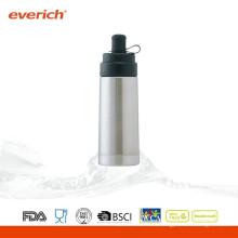 2015 aislados de acero inoxidable frasco de vacío fabricante