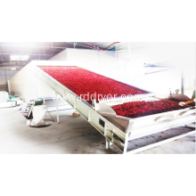 Chilli drying machine color quality high and energy saving.