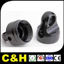 Kundenspezifische Kunststoff-Drehteile Nylon CNC-Bearbeitung