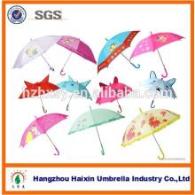 Automatische Tier Kind Regenschirm