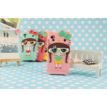 Factory Direct Mobile Phone Silicon Case for iPhone