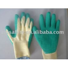 Latex beschichtete Baumwollhandschuhe