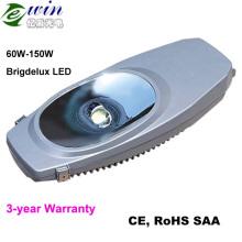 Luz de rua LED 60-150W com garantia de 3 anos