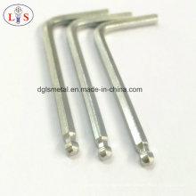 Handwerkzeug / Schraubenschlüssel / Inbusschlüssel mit Spitze
