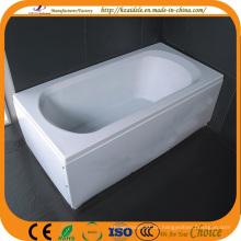 ABS Einfache Badewanne ohne Massage (CL-712)