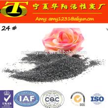 Niedrigsten Preis des populären schwarzen Quarzsandkarbids für das abrasive und refraktäre