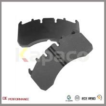 WVA 29177 Kapaco Hochwertige Power Slot Change Bremsbelag für Renault OE 20568713