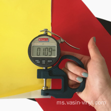 Filem Adhesive Vinyl Self For Plotter Cutting