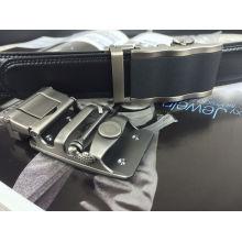 No Hole Leather Belt for Men (RF-160504)