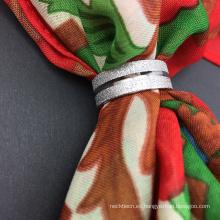 Cierres de la bufanda de la joyería de la ropa del acero inoxidable