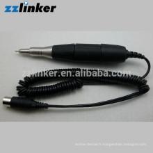 Pièce à main Micromotor électrique dentaire Saeshin 102 avec brosses à charbon