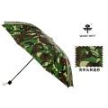 Le chef de guerre extérieure 25 pouces Windproof pliage parapluie en Camo