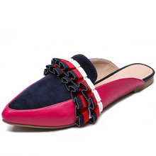 Good quality Beautiful Ladies Slippers for women elegant sliders slippers