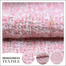 Top quality professional new comfortable heavy woolen coat fabric
