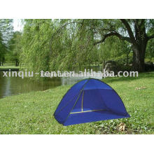 Pop up easy folding beach tent
