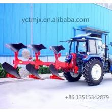 hydraulic reversible furrow plow tractor mounted reversible furrow plough