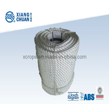 3 Strand 12mm Polyester Twist Rope