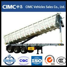 Cimc 35 Cbm 3 Полуприцеп самосвал