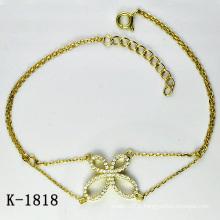 Bijoux en mode 925 Bracelets en argent pour les jeunes femmes.