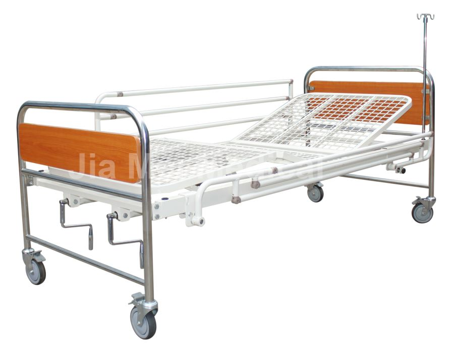 manual beds for hospital