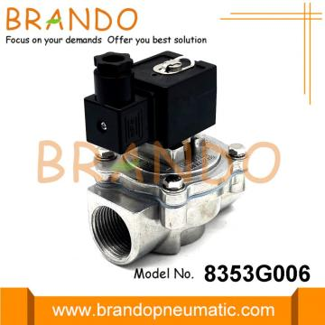 8353G006 Reverse Jet Baghouse Pulse Valve