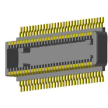 0,4 mm Board to Board-connector Vrouwelijke connector