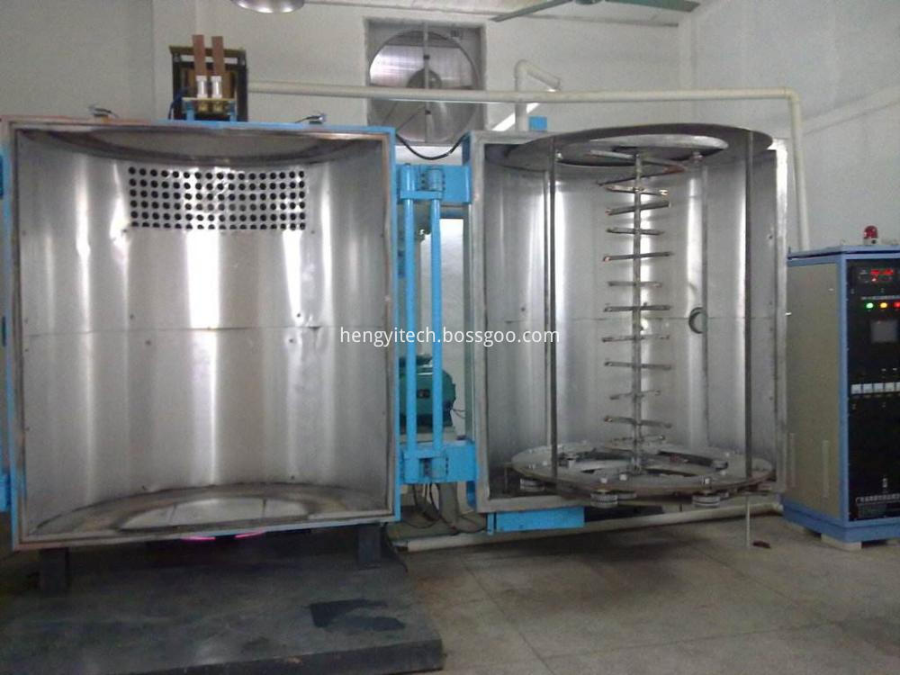 Pvd Coating Machine For Plastic Caps