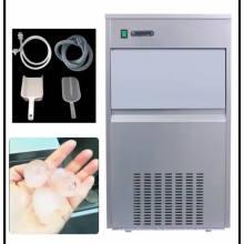 Machine à glaçons cylindrique commerciale portable
