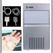 Portable Commercial Cylindrical Ice Block Ice Maker