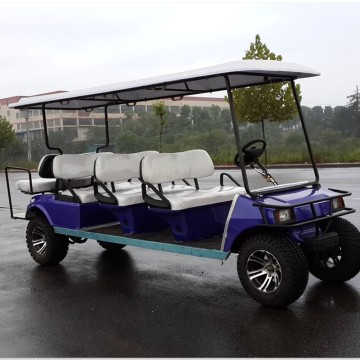 Hot sale elektrisk sightseeing cart