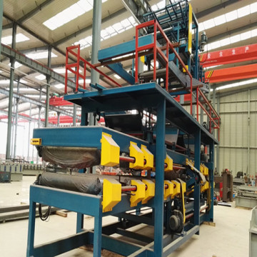 EPS Dachwandpaneel Roll Froming Machine