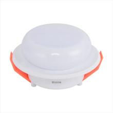 Коммерческий крытый 3w 6w 9w w16w 20w 24w 30w теплый белый алюминиевый встраиваемый потолок УДАРА светодиодный светильник