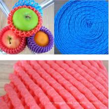 FDA Approved Plastic Protective Fruit Net Tubular Foam Sock