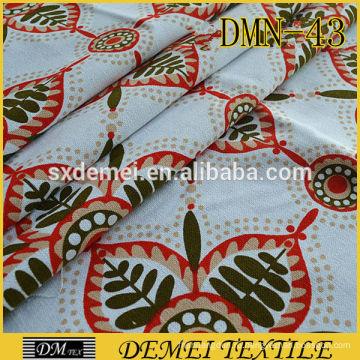 оптовая ткани текстильные поли хлопок холст ткани текстильные наволочки