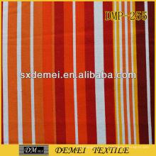 tissu 100 % coton polyester impression