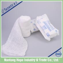 medical absorent cotton krinkle gauze bandage