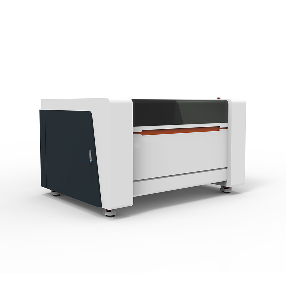Laser etching metal machine