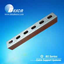Aço de perfil HDG C (UL, cUL, CE, IEC e SGS)