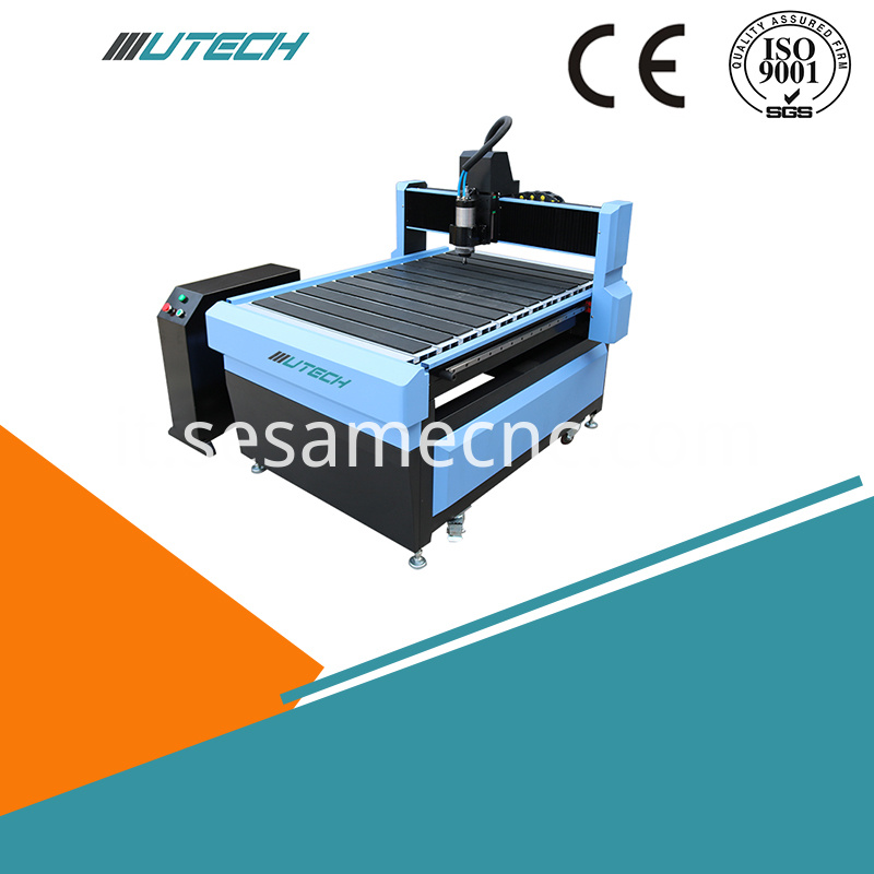 3 Axis Wood Cnc Router 6090