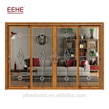 Sliding Door Plexiglass Guangzhou Aluminum Sliding Door