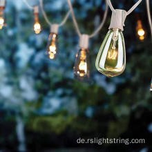 ST35 Glühlampe String Light Electric Powered Powered