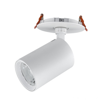 CE RoHS aprobó LED Track Light COB