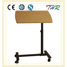 Наклоняемый больничный надгоночный стол (THR-OB001)