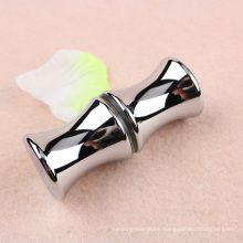 Hot selling satin brass glass door handle for wholesales