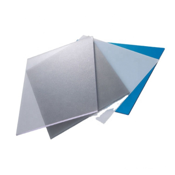 Bayer makrolon polycarbonate pc resin, thickness 20mm High light transmission polycarbonate solid sheet/PC board